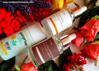 Korean Skin Care Review serums and spf