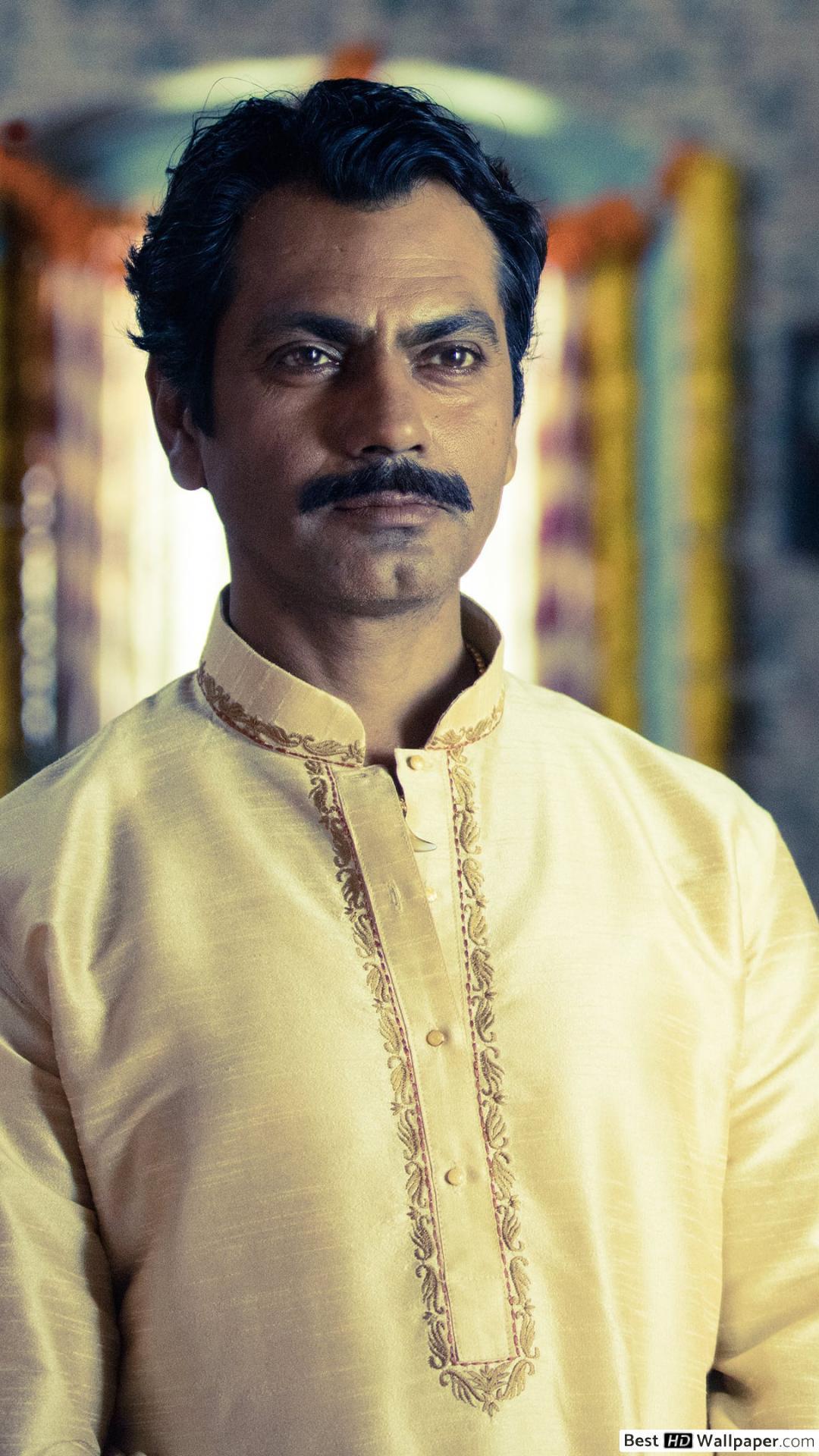 Nawazuddin Siddui straight look