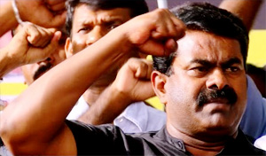 Naam Tamilar Seeman Takes On Former LT Colonel Karuna As a Traitor of Tamils