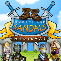 Swords and Sandals Medieval Mod Apk