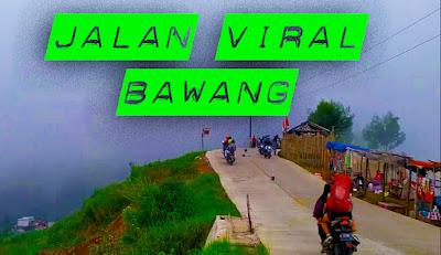 Jalan Viral Bawang - Jalur Ke Bawang Kabupaten Batang