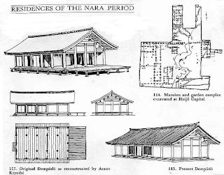 Prinsip Principle Desain Eksterior Jepang Periode Nara 552 794