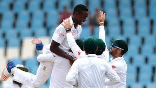 Kagiso Rabada 7-112 and 6-32 - South Africa vs England 4th Test 2016 Highlights