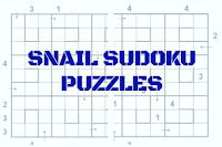 Index Page linking to Snail Sudoku Puzzles