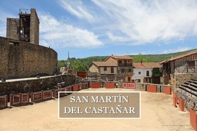 Qué ver en San Martín del Castañar, Sierra de Francia