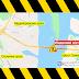 Із 3 липня до 30 серпня на Південному мосту вночі частково обмежуватимуть рух авто