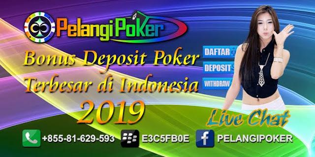 Bonus-Deposit-Poker-Online-Terbesar-Tahun-2019