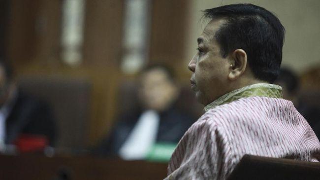 Kasus Setnov Kembali Jadi Sorotan LSM Usai KPK Geledah Azis Syamsuddin