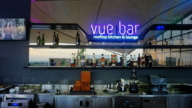 Vue Bar Rooftop Kitchen & Lounge Satoria Hotel