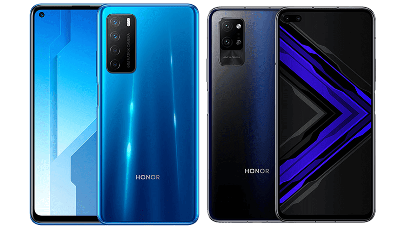 HONOR Play 4 and Play 4 Pro 5G smartphones announced