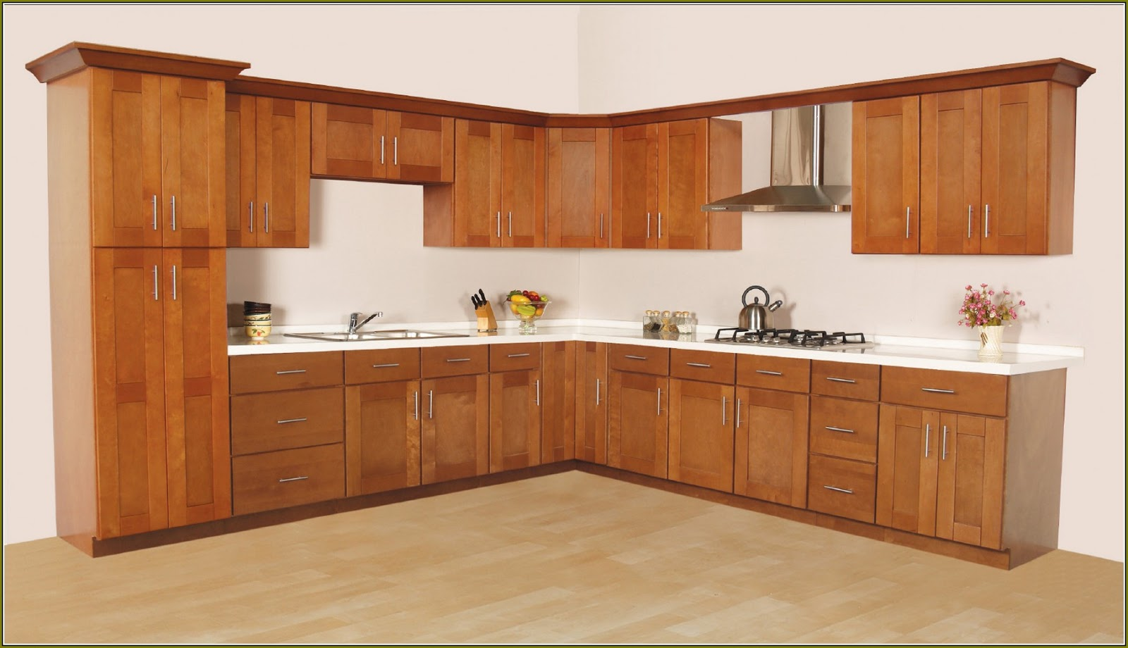 How to Stain Unfinished Cabinets from Lowes | Methods of 2018