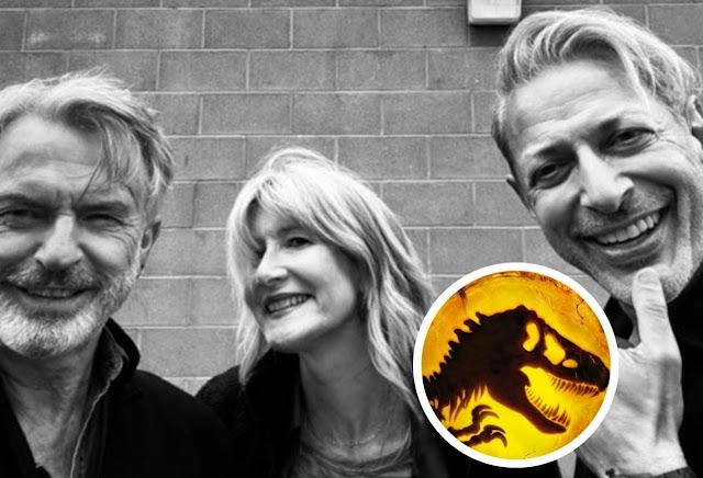 """Jurassic World: Dominion"" ganhará trailer em breve, sugere diretor"