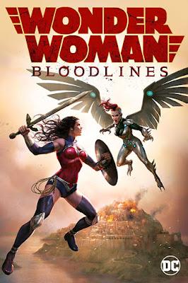 Xem Phim Nữ Thần Chiến Binh: Huyết Thống