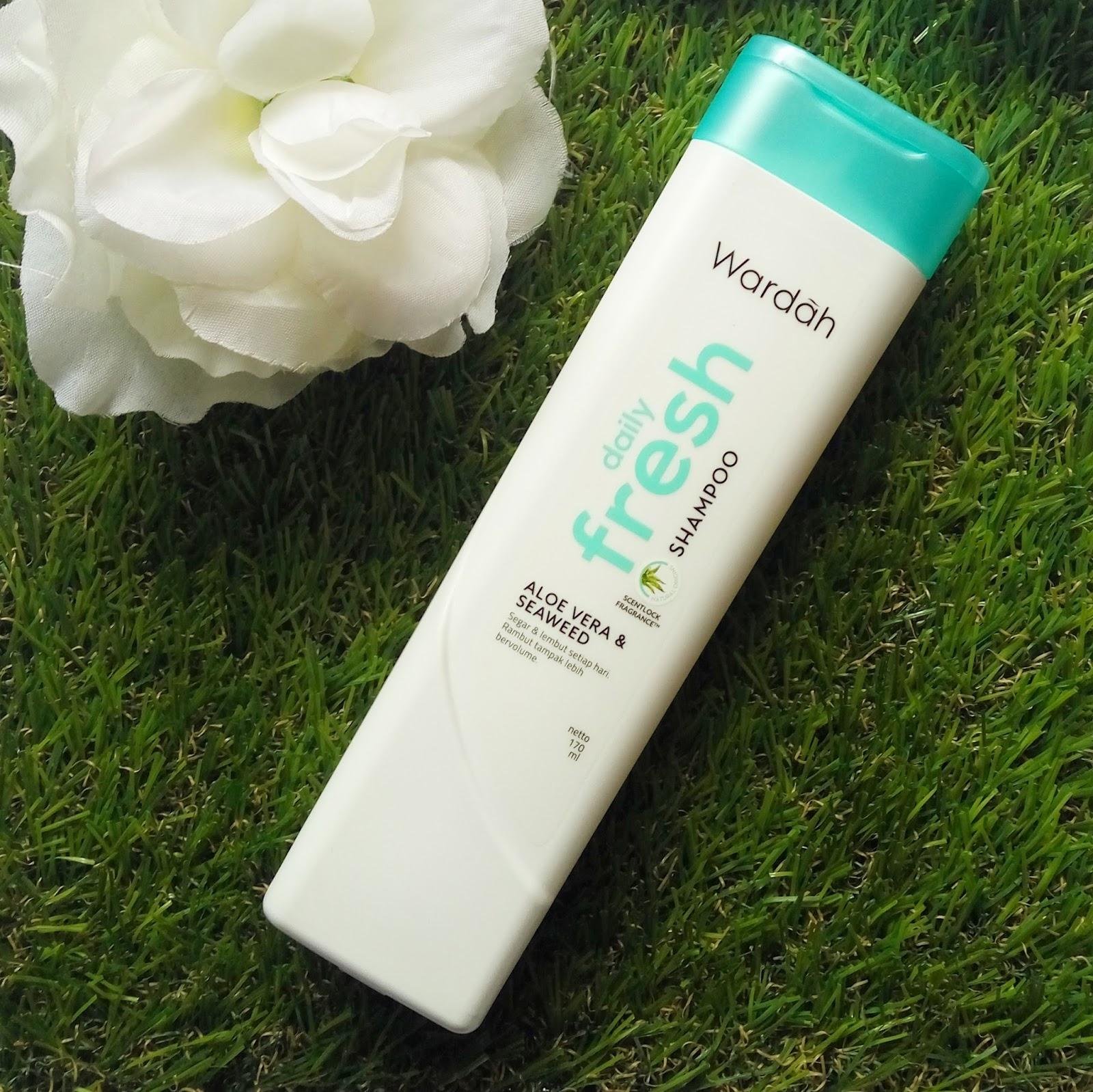 Review Wardah Shampoo All Varian Daretochange By Indonesian Beauty Nutri Shine 170 Ml Daily Fresh