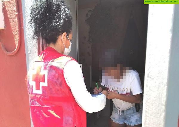 """Cruz Roja continúa con el proyecto """"Mujeres Víctimas de Violencia"""" en la isla de La Palma"""