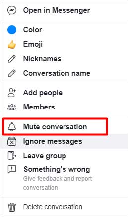 Mute Conversations: 14 Facebook Tricks & Features You Need to Know: eAskme