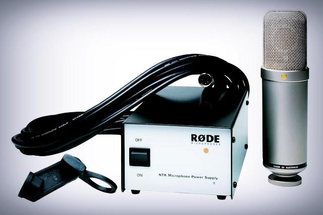 ميكروفون-Rode-NTK-افضل-مايك-كوندنسر