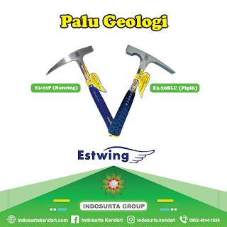 Jual Palu Geologi Etswing E3-22P (Runcing) & E3-20LBC (Pipih) di Kendari