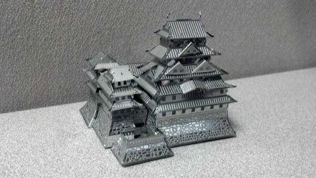 Metal Earth Himeji Castle