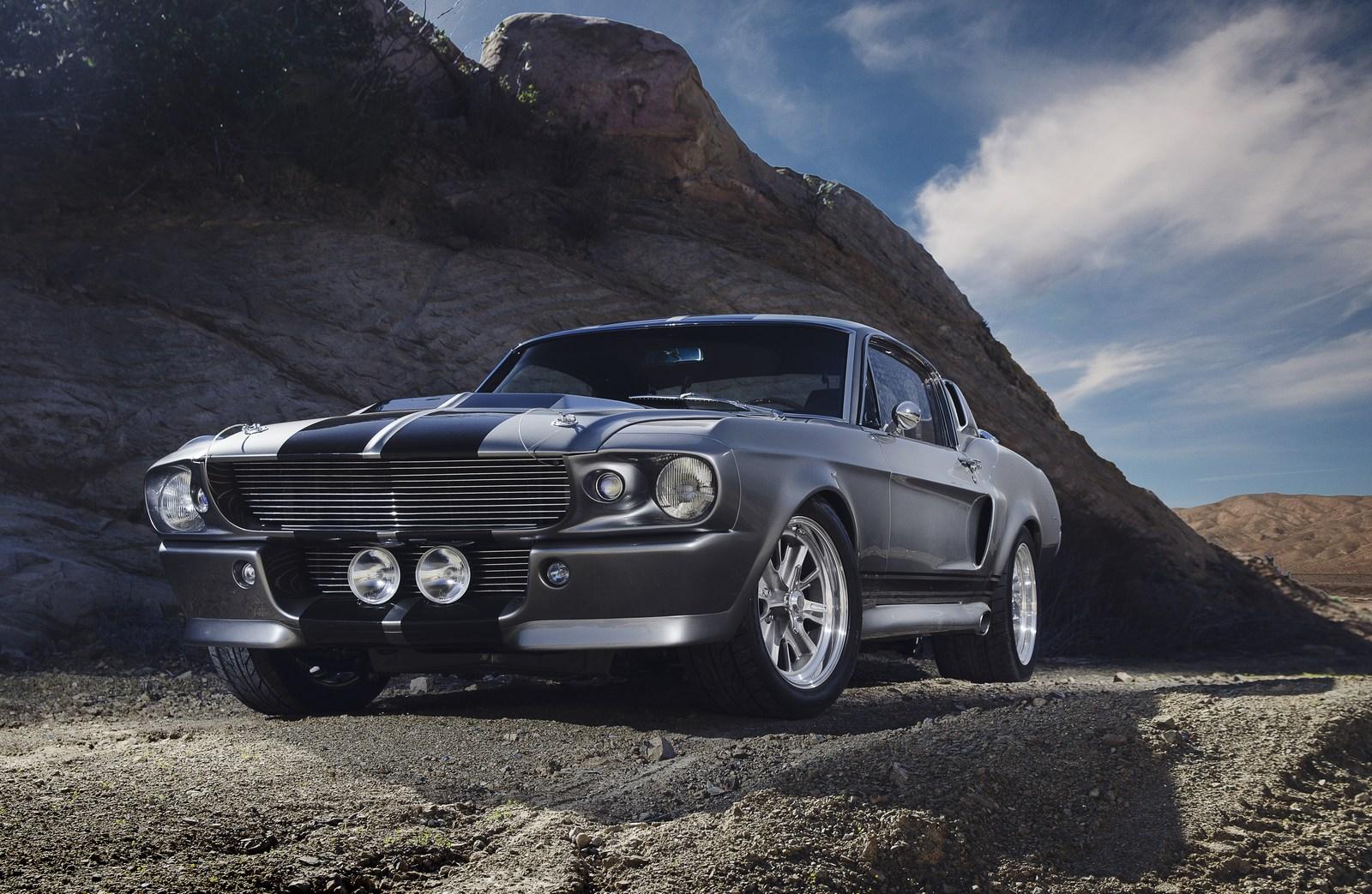 Ford Mustang Eleanor >> Ford Mustang Eleanor Mobil Ikonik Yang Kini Diproduksi