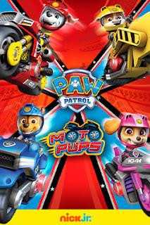 Paw Patrol: Moto Pups [2021] [DVDR] [NTSC] [Latino]