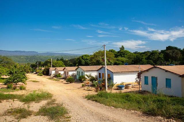 Assentamento Europa (Foto: Acony Santos)