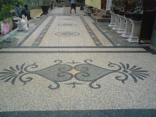 Harga Pasang Batu Sikat Surabaya