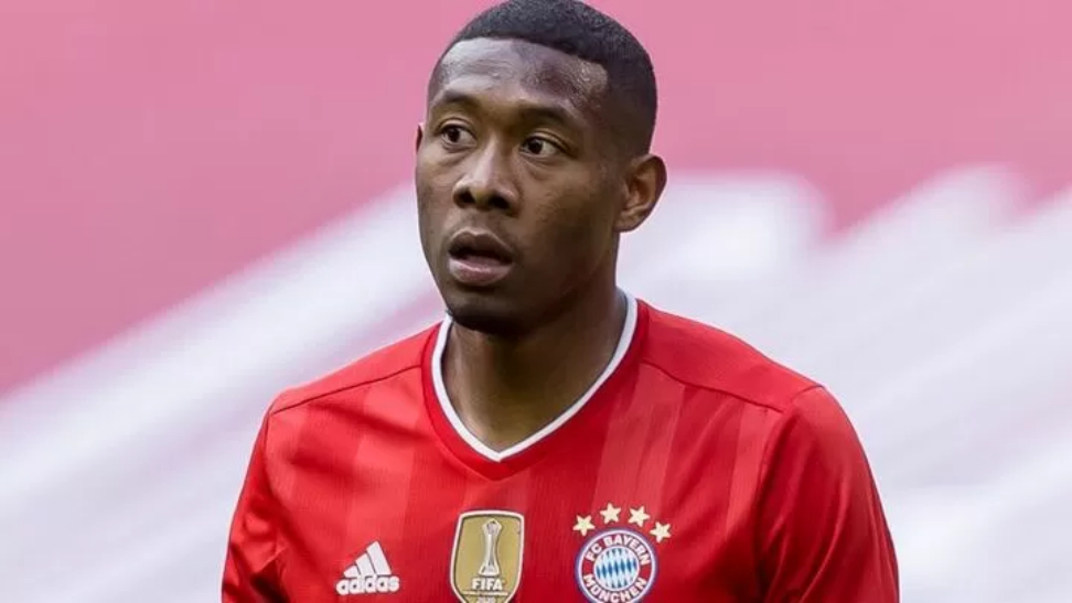 Sky Germany reveals David Alaba to join Real Madrid on five-year deal this summer