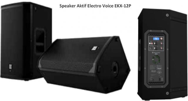 Harga Speaker Aktif EV EKX-12P
