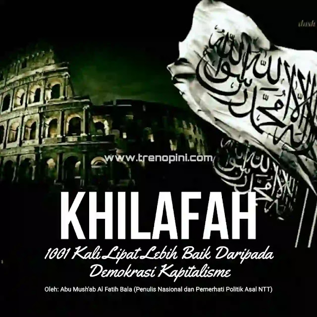 Khilafah Islam adalah salahsatu bentuk ajaran Islam yang mulia. Khilafah bertahan selama 14 abad dengan luas wilayah 2/3 dunia. Belum ada negara yang mampu menandingi prestasi ini