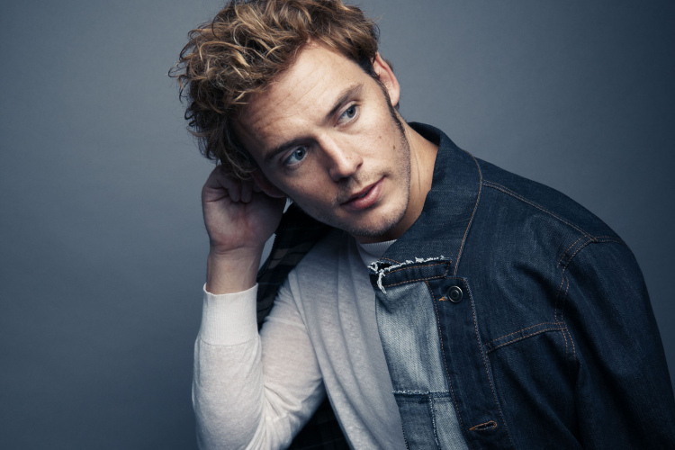 Sam Claflin Glamour UK photographer Matt Holyoak