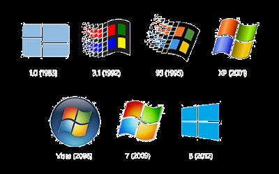 Sejarah Windows Dari Awal Sampai Sekarang