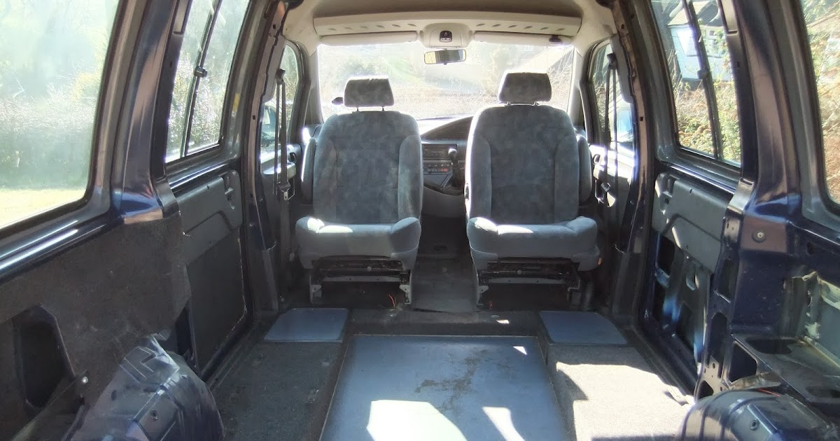 Peugeot Expert 806 Scudo Dispatch Conversion Swivel Seats