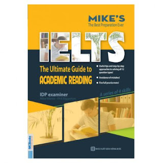 The Ultimate Guide To Academic Reading (Bộ Sách Ielts Mike) ebook PDF-EPUB-AWZ3-PRC-MOBI