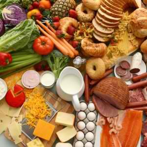 makanan sehat alami