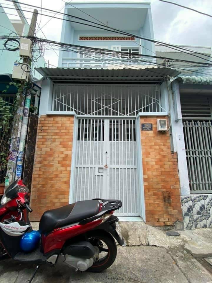 Bán nhà Mặt tiền đường Trần Thủ Độ phường Phú Thạnh quận Tân Phú giá rẻ