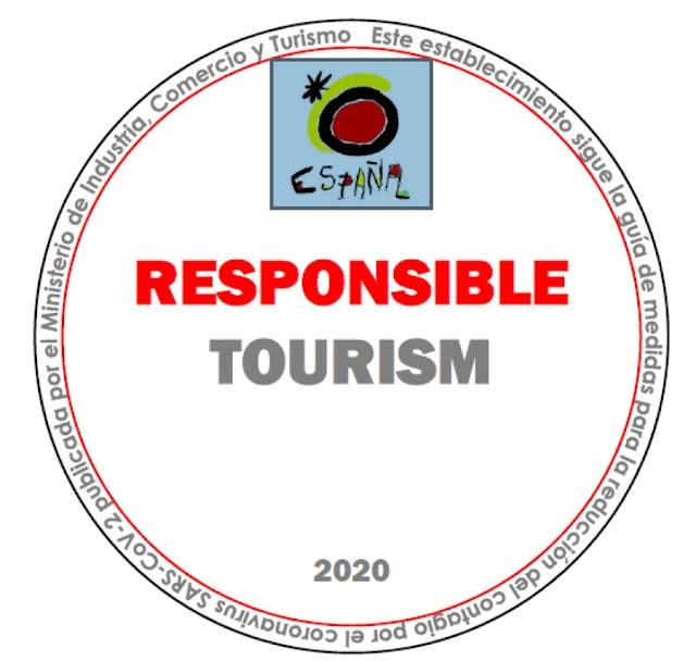 La Secretaría de Estado lanza el distintivo gratuito 'Responsible Tourism'