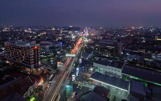 Malam Hotel Gumaya Semarang
