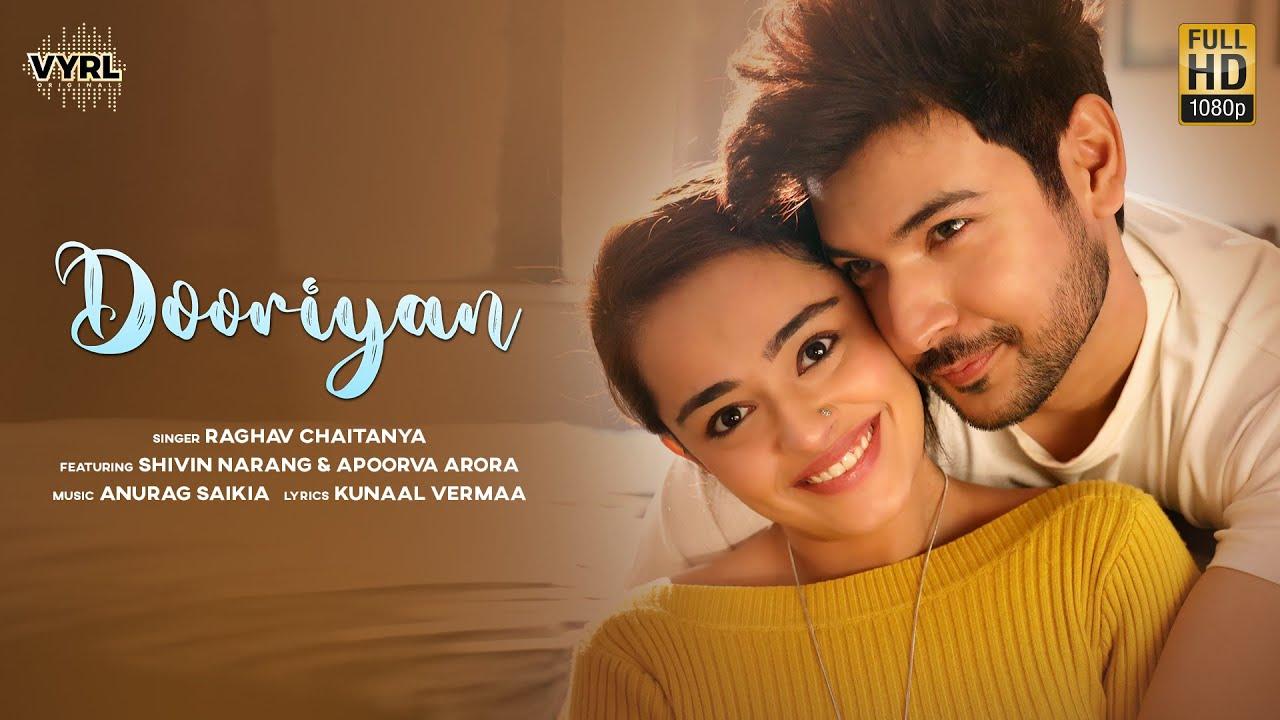 Dooriyan Lyrics in Hindi Raghav Chaitanya x Anurag Saikia