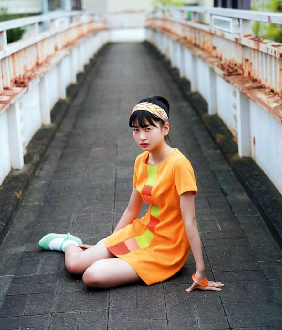 Matsuoka Hana 松岡はな, Gravure TV 2017 No.51