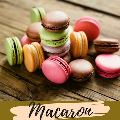 Macaron Si Imut Manis Bikin Lidah Bergoyang