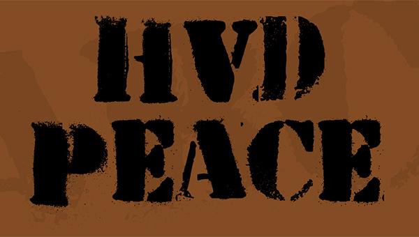 HVB Peace Font