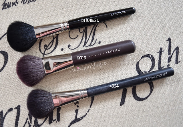 Louise Young Super Blusher Brush Review