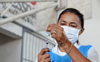Covid-19: PB autoriza dose de reforço para idosos e início da vacinação de adolescentes