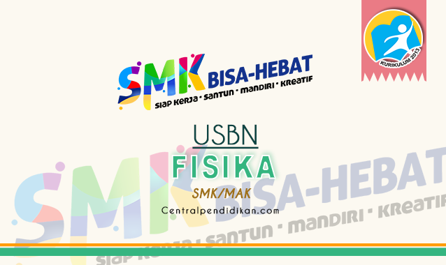 Contoh Soal USBN Fisika SMK