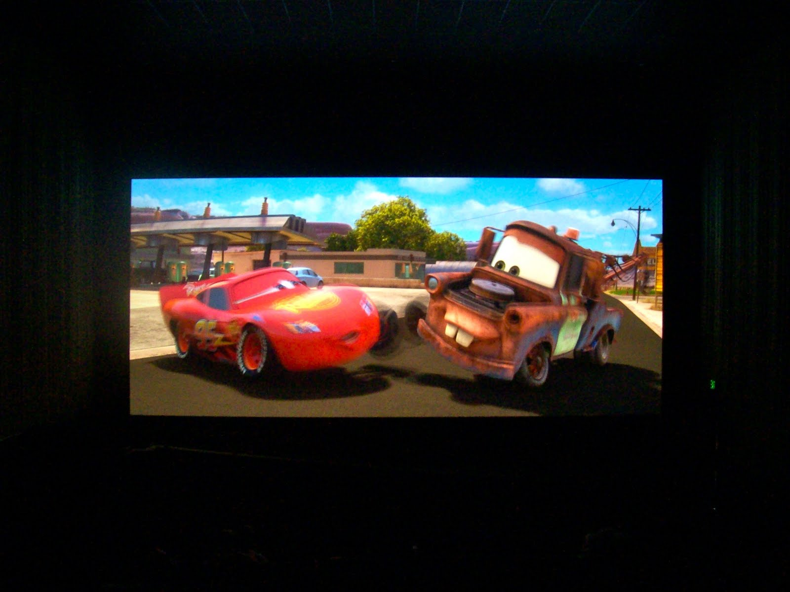 grass stains: Cars 2: An informal review