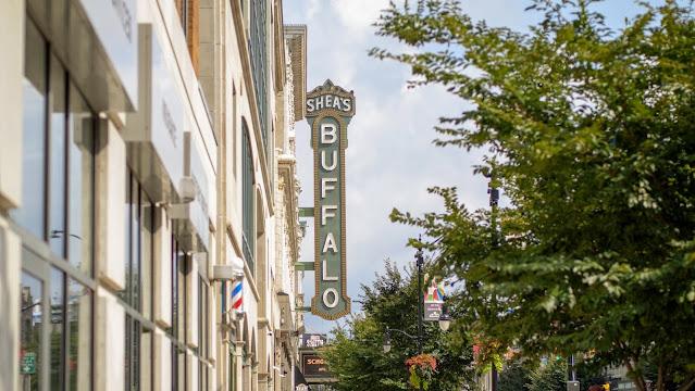 Buffalo Architecture: Shea's Buffalo Theatre