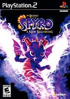 Legend of Spyro: A New Beginning (PS2) 2006
