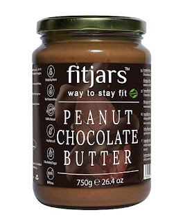 FITJARS Stone Crushed All Natural Peanut