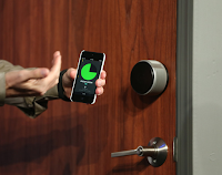 Locksmith Reno August smart lock device